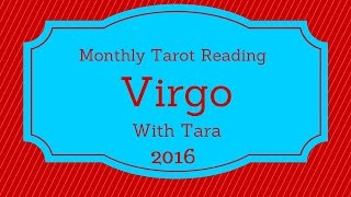 "getlinkyoutube.com-VIRGO TAROT READING FOR JANUARY 2016- With Tara ""Feeling A Weight Lifted In Your Life"""
