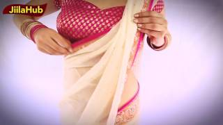 How To Wear Sari Perfectly Within 5 Mints:Easy Simple Beautiful Saree Draping width=