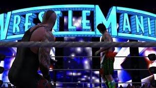 getlinkyoutube.com-WWE 2K15 My Career Part 45 (Ending The Streak)