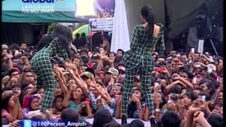 getlinkyoutube.com-2 RACUN Live At 100% Ampuh (06-12-2012) Courtesy GLOBAL TV