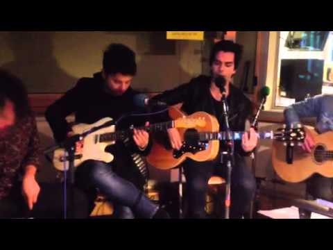 Stereophonics perform 'Maybe Tomorrow' on Chris Evans Radio