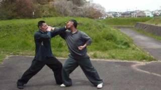 getlinkyoutube.com-中国拳法(対練①〈螳螂拳〉)