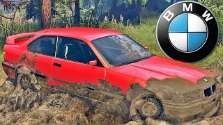 BMW Off Road - Spin Tires
