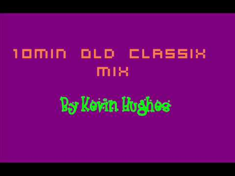 10min Old Dance Classics Mix By Kev H
