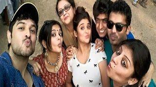 getlinkyoutube.com-Ichche Nodi Behind The Scenes | Star Jalsha Bangla TV Serial Ichche Nodee Making