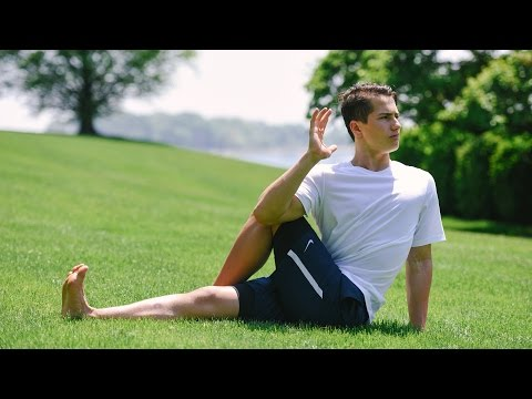 Best Warm Up & Cool Down Stretches for Runners