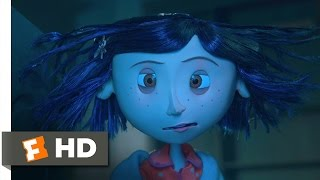 getlinkyoutube.com-Coraline (2/10) Movie CLIP - Passage to the Other World (2009) HD