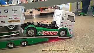 getlinkyoutube.com-MAN HAHN RACING TRANSPORTER hockenheim ring