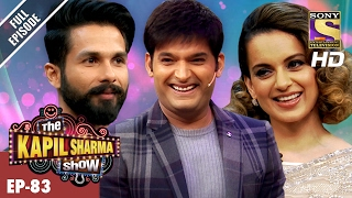 getlinkyoutube.com-The Kapil Sharma Show - दी कपिल शर्मा शो- Ep-83 - Shahid And Kangana In Kapil's Show –19th Feb 2017
