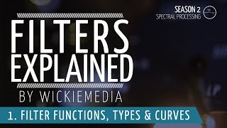Filters Explained #1 -Functions, curves and types (HPF, LPF, BPF, BCF, NOTCH..) width=