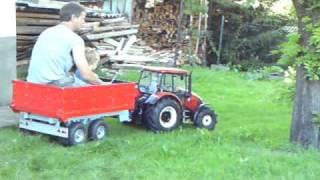 getlinkyoutube.com-RC traktor Zetor 1:4