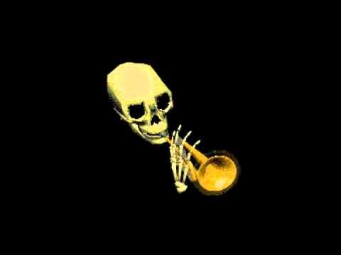 Skull Trumpet