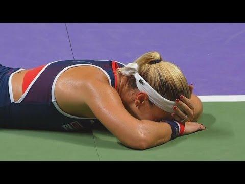 2016 WTA Finals Singapore Final Day Highlights