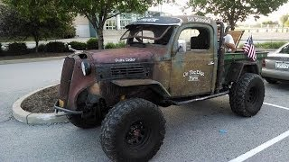 getlinkyoutube.com-Out of Order 47 Dodge Rat at the Unlimited Offroad Expo 2014