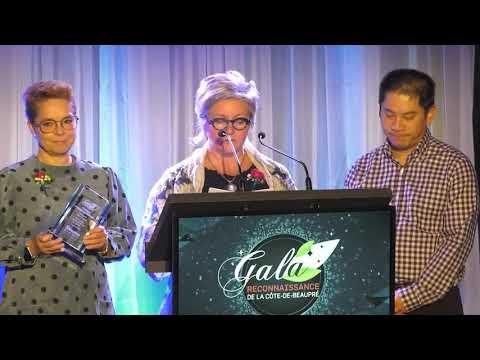 Participation record au Gala reconnaissance de la Côte-de-Beaupré