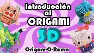 getlinkyoutube.com-INTRODUCCIÓN al ORIGAMI 3D!!!