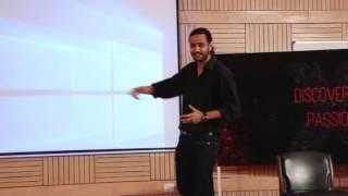 getlinkyoutube.com-Passion is like being in Love with Someone | Karan Singh | TEDxFMS