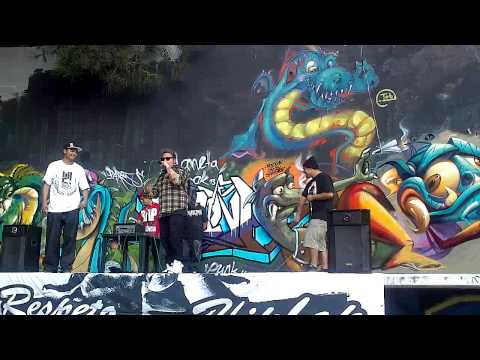 Aczino, jack y lirika inverza Freestyle Session1