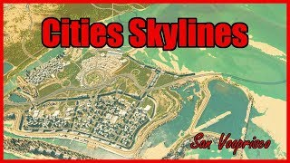 A LEVEL 24 TSUNAMI APPEARS! - Cities Skylines San Vooprisco #20