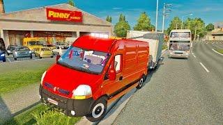 getlinkyoutube.com-Renault Master (ETS2) Euro Truck Simulator 2