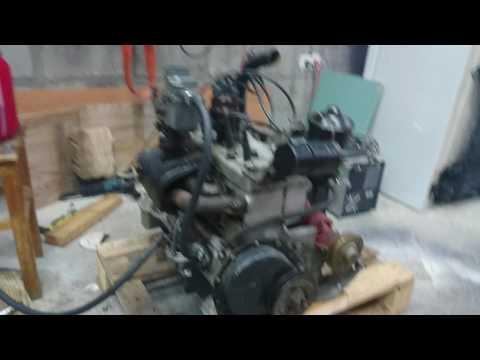 Двигатель 401