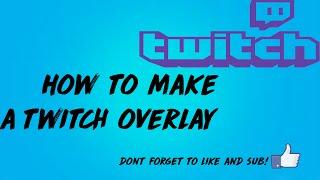 getlinkyoutube.com-How to make a twitch overlay in gimp