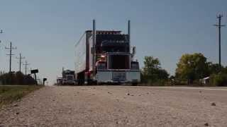 Chrome Shop Mafia / Guilty By Association 2011 Special Olympics Convoy Video