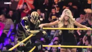 getlinkyoutube.com-WWE NXT 09/11/10 Naomi vs Aksana