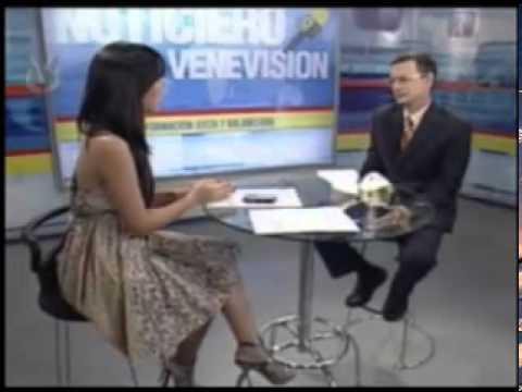 Ana Alicia Alba - Noticiero Venevisión Sección Vida y Salud