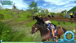 Star Stable Online- Shire Horses!