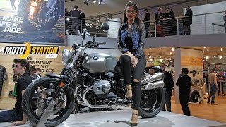 getlinkyoutube.com-BMW Nine-T 2016 : La version Scrambler déboule !