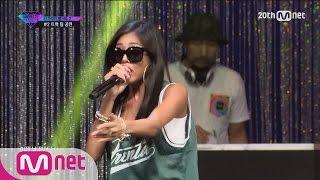 getlinkyoutube.com-[Korean Reality Show UNPRETTY RAPSTAR2] Track#2 Team Battle Stage l Kpop Rap Audition  EP.02
