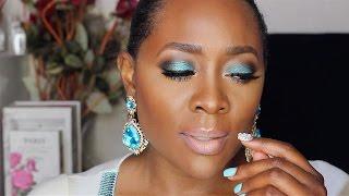 Makeup Tutorial: ♡Tantalizing Turquoise♡