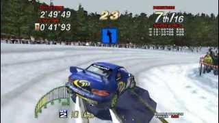 getlinkyoutube.com-Sega Rally 2 corruption demo_agk.avi