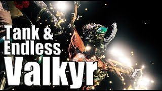 getlinkyoutube.com-Warframe Builds: Tank Valkyr and Endless Valkyr