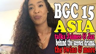 getlinkyoutube.com-BGC 15 Asia talks Jaz & Jaimee, the Twins, and Behind the scenes ISH!