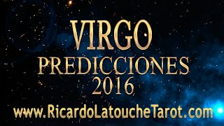 getlinkyoutube.com-Video Predicciones 2016 VIRGO  Horoscopo | Ricardo Latouche Tarot