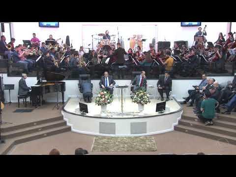 Orquestra Sinfônica Celebração - Maravilhosa graça - 12 05 2019