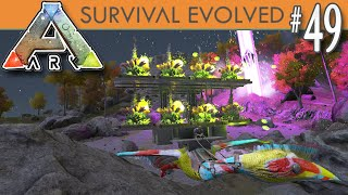 getlinkyoutube.com-ARK: Survival Evolved - Double-Decker Turret Quetzal!  E49