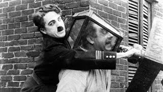 The Charlie Chaplin - Easy Street (1917) | The police are failing to maintain law and order