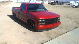 1991 C1500 Cam Only LS1 open X-Pipe