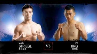 getlinkyoutube.com-Kiwi-Malay fighter Ev Ting takes on Mark Striegl