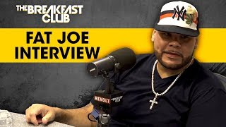 Fat Joe On The Streets Changing, Breaking Through Depression, Dropping New Music + More width=