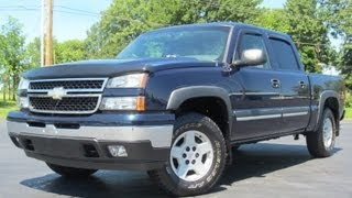 getlinkyoutube.com-2006 Chevrolet Silverado 1500 LT Z-71 Crew Cab SOLD!!!