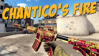 getlinkyoutube.com-CS:GO - M4A1-S | Chantico's Fire Gameplay