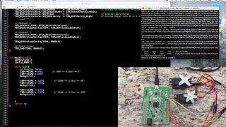 STM32F4 Dev. | #5 - PWM Servo