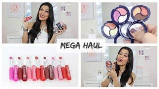 getlinkyoutube.com-Mega Haul de Maquillaje/ Colombia I Mi Novio Me Compra Maquillaje