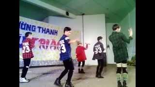 getlinkyoutube.com-Liên khúc Xuân - HKTM The Five live