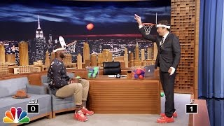 getlinkyoutube.com-Faceketball with LeBron James