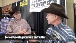 getlinkyoutube.com-Barry Gets a New Stetson Cowboy Hat at the NCBA 12